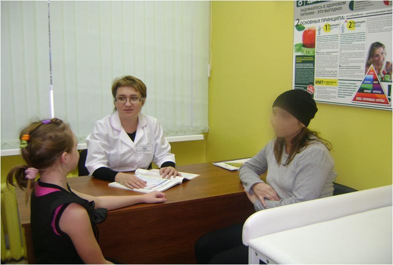 Центр здоровья детей